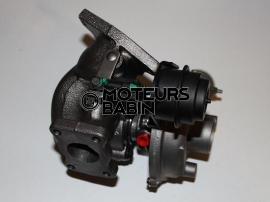 Turbo Garrett  Peugeot 806 807 Expert Citroen Evasion 807 Jumpy 2.0 HDI 110 - 706978 - 706978-1 - 706978-5001S - 713667-1 - 713667-3 - 713667-5003S - 0375F9 - 0375.F9 - 0375G0 - 0375.G0