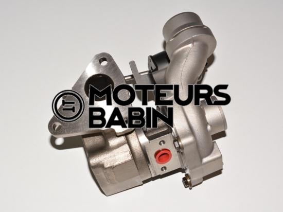 BorgWarner 54359700012 - Turbo Renault Clio II Clio III Kangoo Modus 1.5 DCI 85 54359880029 - 54359980029 - 7701476880 - 7711368112