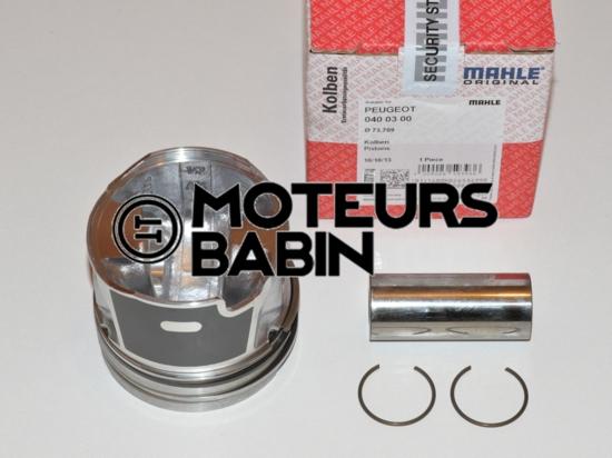 Piston Peugeot 107 1007 206 207 307 Bipper Citroen C2 C3 Nemo 1.4 HDI 70 0628N7 - 0628.N7