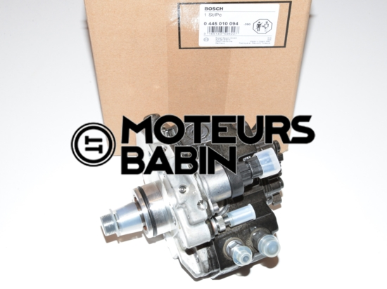 Bosch 0445010094 - Pompe haute pression injection Common Rail Renault Master Mascott 3.0 DCI 0445 010 094 - 16700DB00A - 16 70 0DB 00A