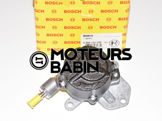 Bosch 0204142059 - Pompe à vide Peugeot 406 607 807 Citroen C5 C8 2.2 HDI 130 136 456561 - 4565.61