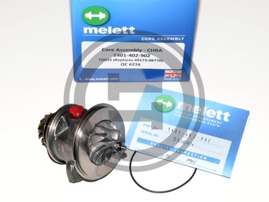 Mitsubishi 49173-07508 - CHRA turbo 1.6 HDI 90 92 - 0375Q3 - 0375Q4 - 0375Q5 - 0375J0