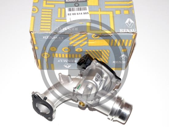 Volet doseur d'air Renault Megane III Scenic III Laguna III 1.5 DCI 110 8200614985 - 82 00 614 985