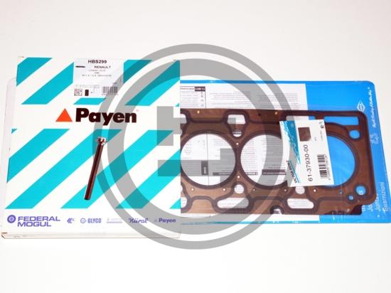 Kit joint culasse / goujons de culasse 1.5 DCI - Renault Megane III Scenic III Laguna III 1.5 DCI 110 FAP Reinz 61-37930-00 Payen HBS299 - 110441845R - 110442915R - 110447055R - 7701478860 - 77 01 478 860