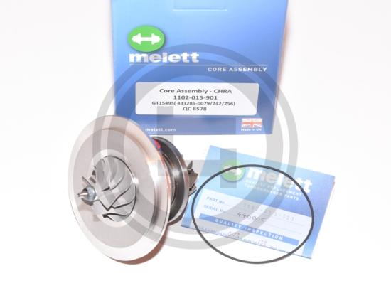 Garrett 703245 - 751768  - 717345 CHRA Turbo 1.9 DCI 7701478022 - 7711497142