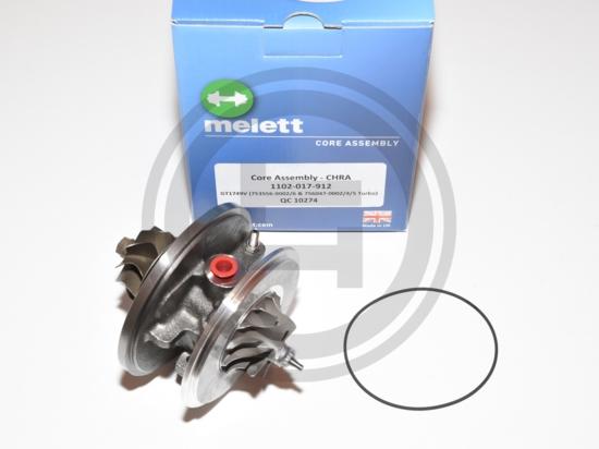 Garrett 753556 - 756047 - Turbo Peugeot Citroen 2.0 HDI 136 138 140