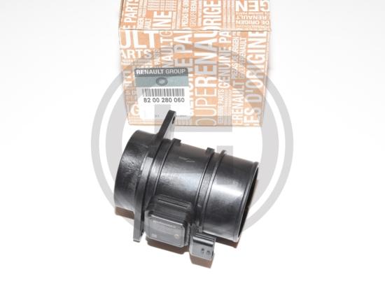 VDO Continental Siemens 5WK97008Z - 5WK9 7008Z - Débitmètre air Renault Megane II Scenic II 1.5 DCI 105
