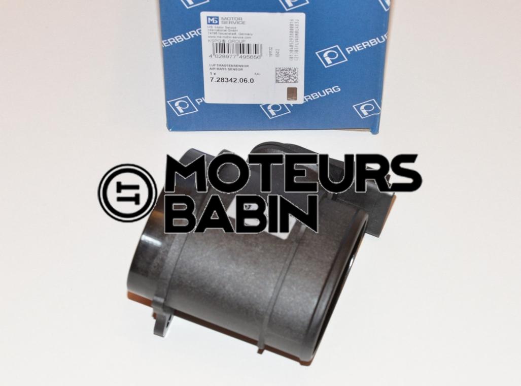 206 207 307 308 407 Expert Partner 1.6 HDI Débitmètre D/'air Peugeot 1007